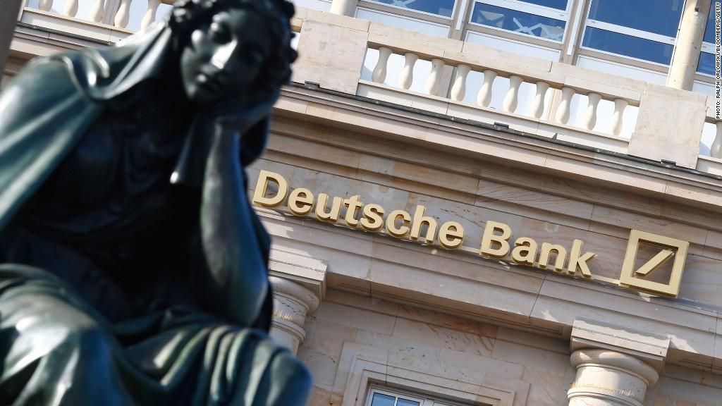 Deutsche Bank Ag Usa Nysedb Federal Reserve Concerned About
