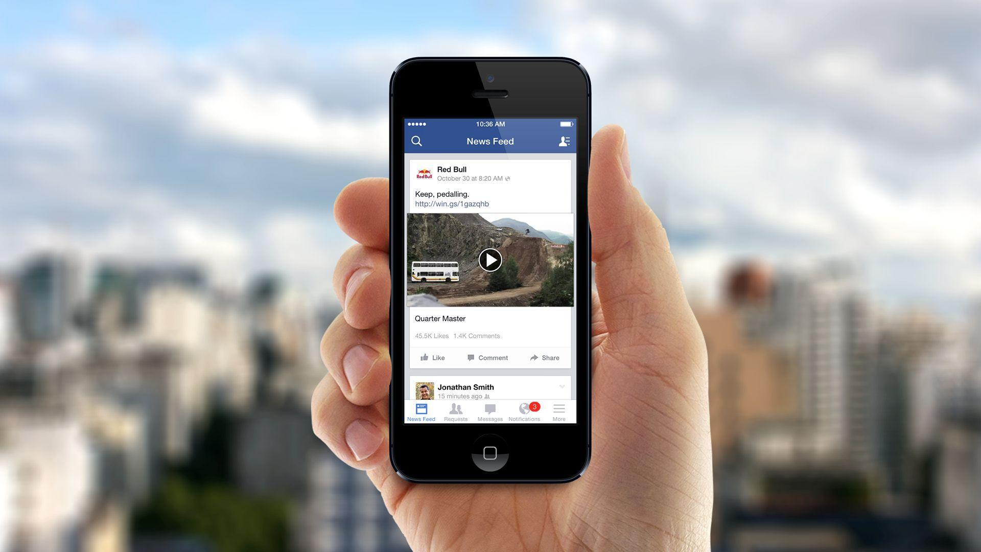 NASDAQ: FB | Facebook, Inc. -  News, Ratings, and Charts