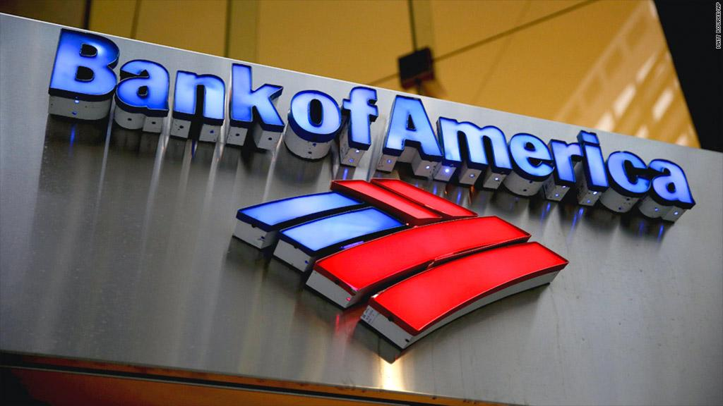 Bank of America earnings boosted by higher interest rates