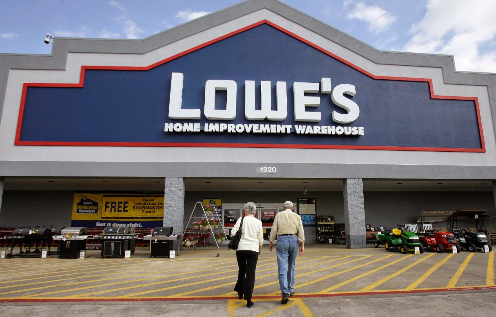 Lowes Companies Inc Nyselow Lowes Inc Low Analyst Home